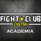 Academia Fight Club Custom - logo