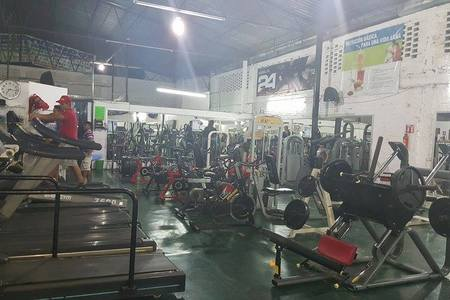 24 Fit Club Gym