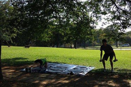 CR Assessoria Esportiva - Parque da Água Branca