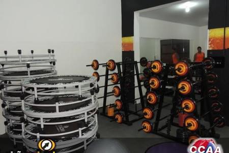 Fórmula Fitness Academia -