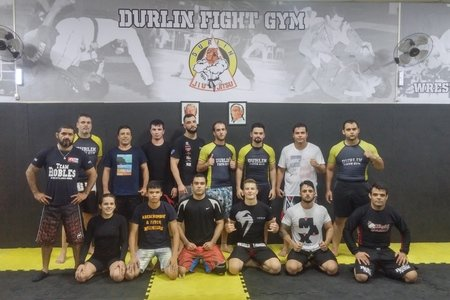Durlin Fight Gym