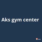 Aks Gym Center - logo