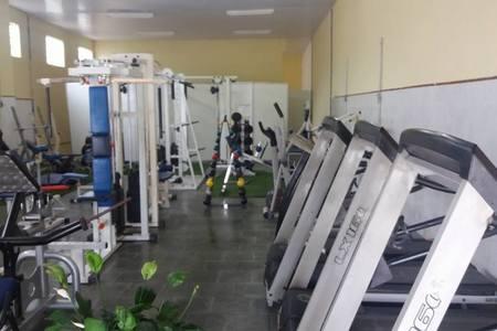 Academia Alambari Fitness -