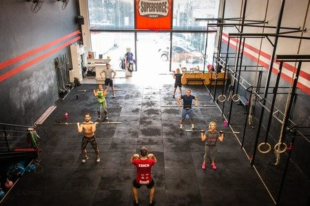 SuperForce Crossfit Tres figueiras -