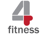 4 Fitness Academia - logo