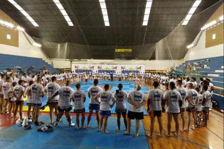 Inside Muay Thai Araçatuba