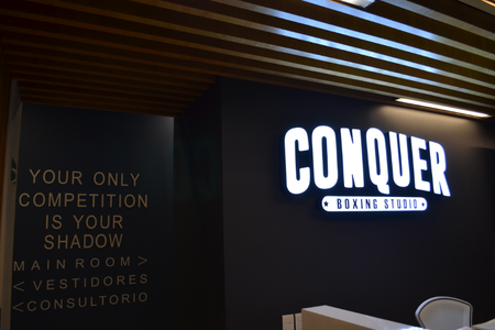 Conquer Boxing -
