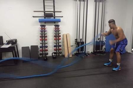 Studio Felipe Vella - Treinamento Físico Integrado