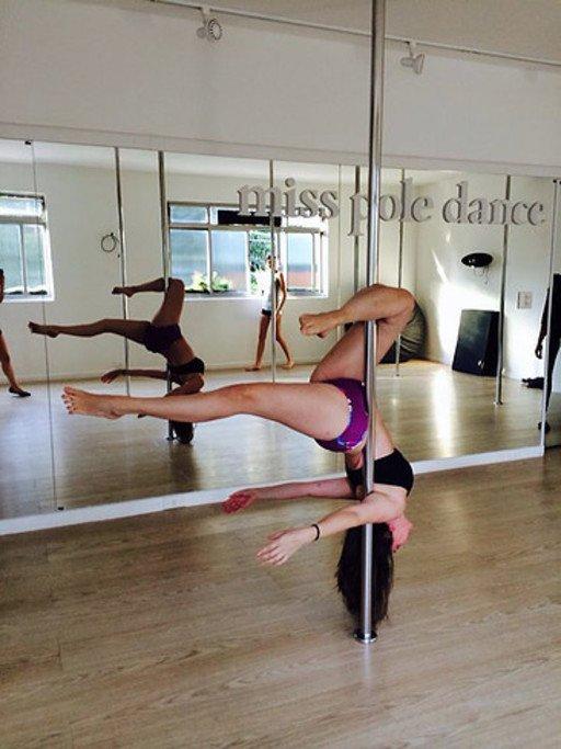 pole dance zona leste