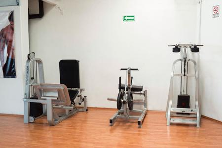 Health & Fitness Gym