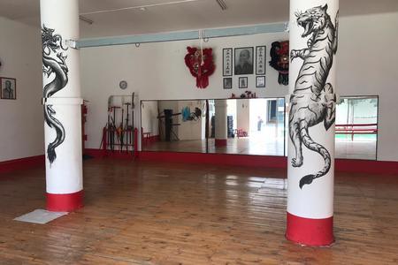 Escuela Kung Fu - Choy Lee Fut - Viña del Mar -