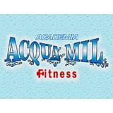 Academia Acquamil Fitness - logo