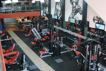 Trainer Gym