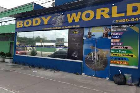 Academia Body World -