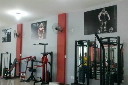 Iron Flex Academia -
