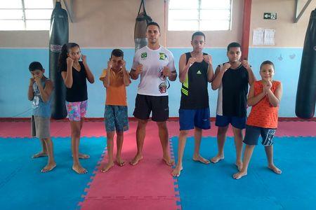 Centro de Treinamento Jack Team