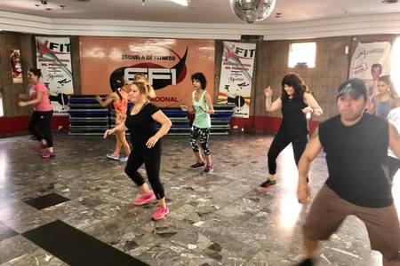 Gym Maximum Fitness -