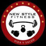 Gym New Style - logo
