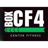 Box Cf4 Ouro Preto - logo