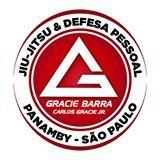 Gracie Barra Panamby - logo