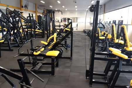 Academia Top Fusion Gym