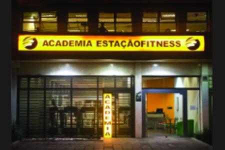 Academia Estação Fitness -