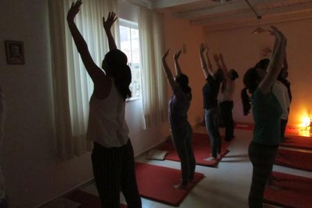 Satyam Espaço de Yoga