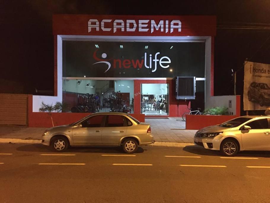 54ed194c0 Academia New Life Patos - Bela Vista - Patos de Minas - MG - Avenida ...
