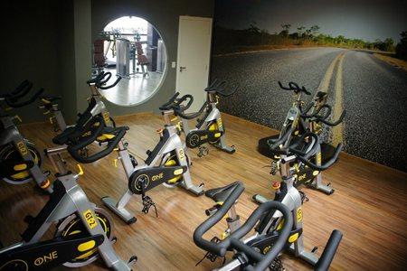 Premiare Center - Bike indoor da Academia Premiare Center
