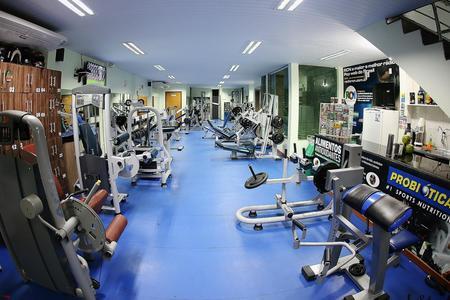 Academia Jeferson Fitness -