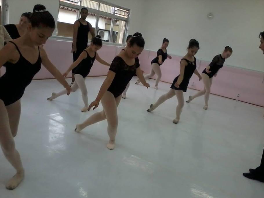 b12aeb13a2 Academia Ballet Thatiana Orite - City America - São Paulo - SP ...