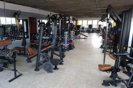 Academia Delboni Fitness -
