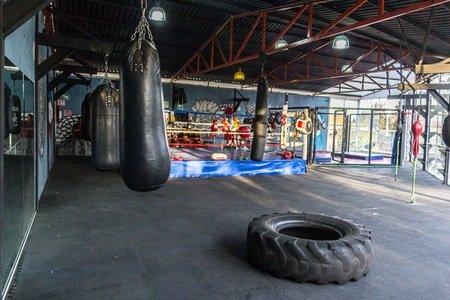 Work Sport Gym