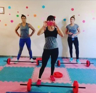 Gym con cris -