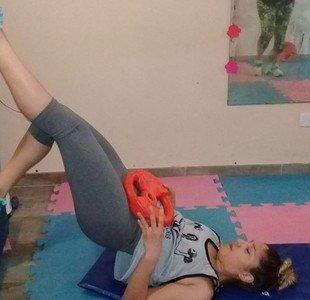 Gym con cris