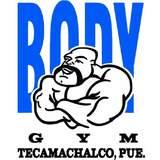 Gym Body Tecamachalco - logo