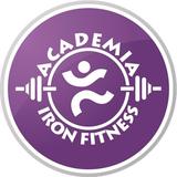 Academia Iron Fitness - logo