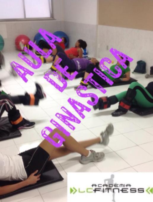 49140bcdd2d57 Academia Lc Fitness - Centro - Rio de Janeiro - RJ - Rua Ubaldino do ...