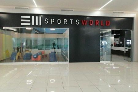 Sports World Tlalnepantla
