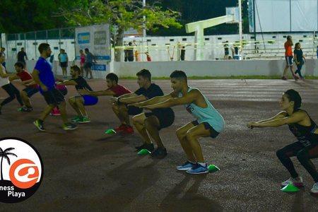Fitness Playa OutdoorTraining