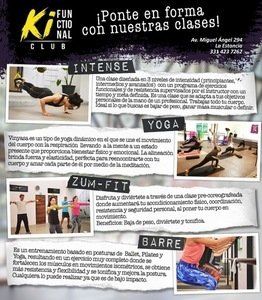 IOS Wellness Club