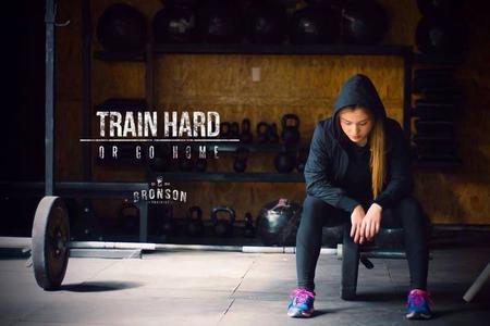 Bronson Training Guadalupe -