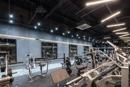 RAW Fitness Room -