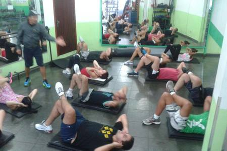 Bosque Fitness -