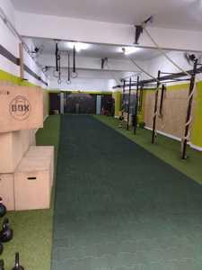 Box Ahu - Cross Training