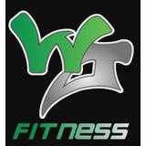 Wj Fitness - logo