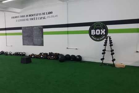 Box training Parque das Nações -