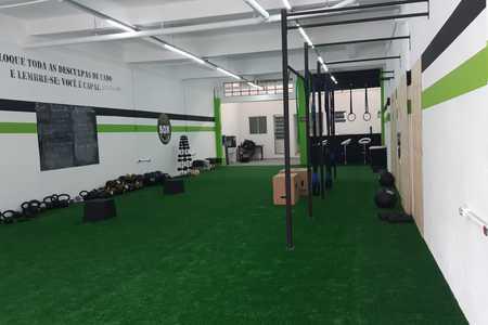 Box training Parque das Nações