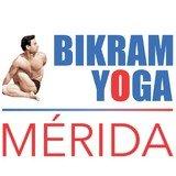Bikram Yoga Merida - logo