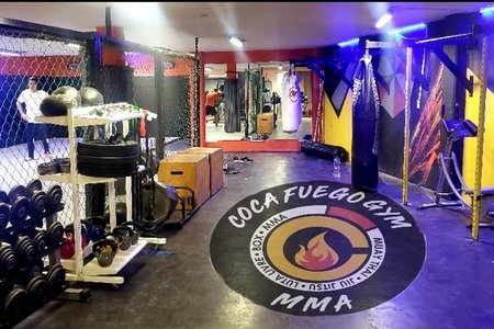Coca Fuego Gym -